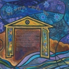 Northern Lights Ketubah