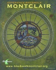 Bike&Walk Montclair 72 Website