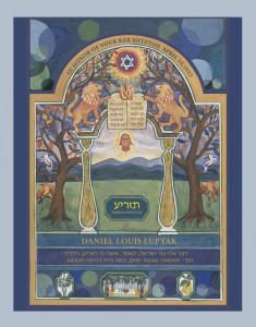 Final Boy CBL Bar Mitzvah 11 x 14 Daniel Luptak