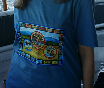 sized CHL t-shirt